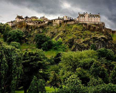 Edinburgh Castle Festivals